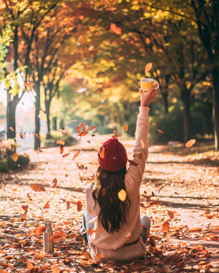 fit für den Corona Herbst
