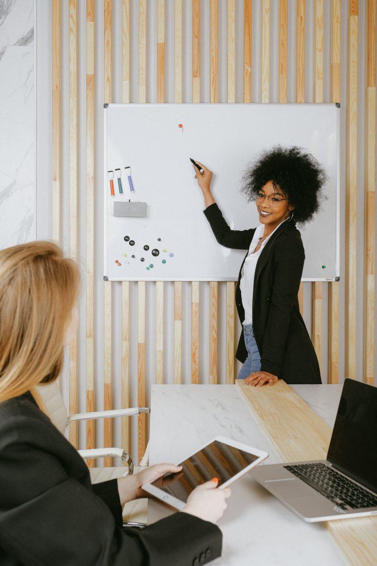 Online richtig präsentieren lernen