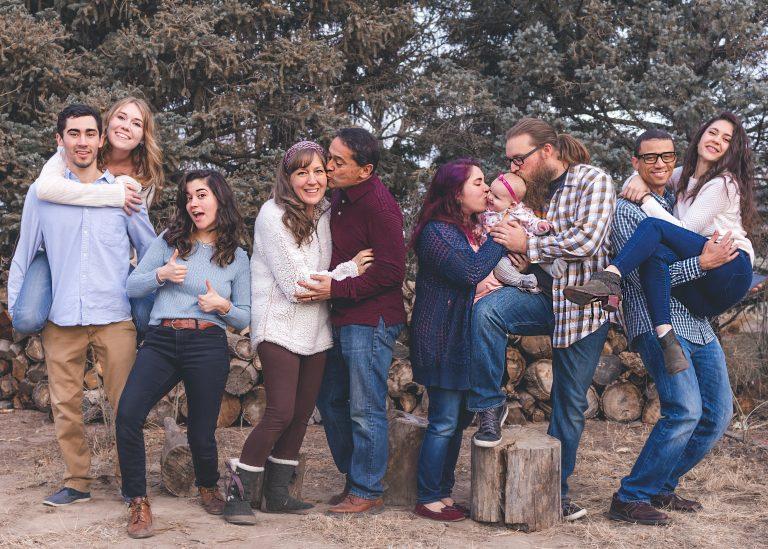 Corona schweißt Familie zusammen