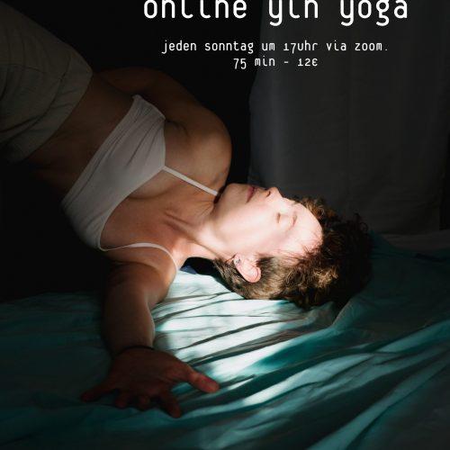 Wochenende mit Yin Yoga