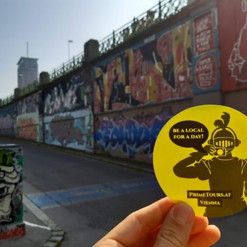 Street Art in Wien: Spaziergang mit Experten
