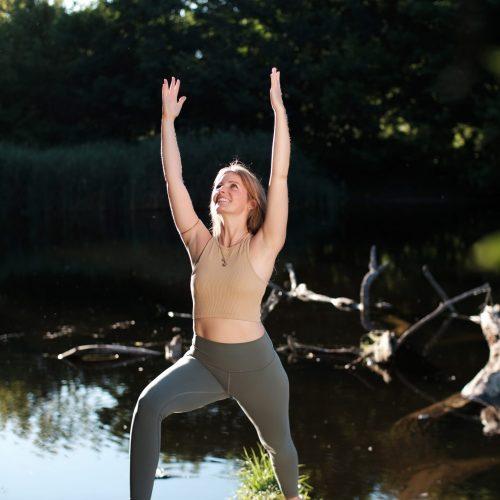 Open Level Yoga - online Yoga auf noetzwerk.at