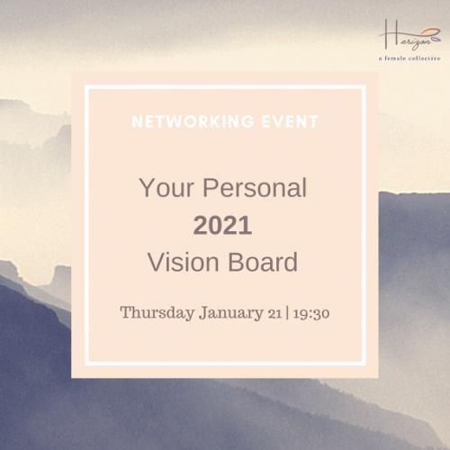 Goal Setting & Vision Board 2021