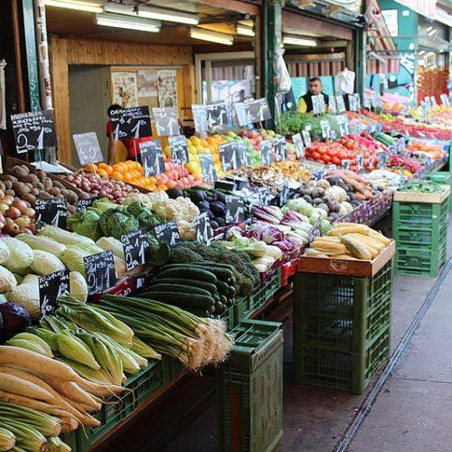 Naschmarkt Tour Wien