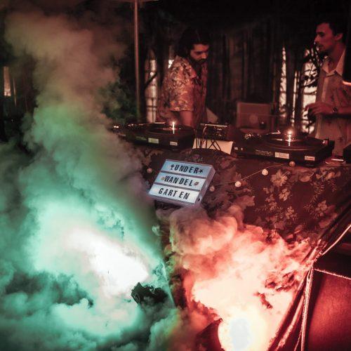 DJ Workshop Wien - WunderWandel Fest