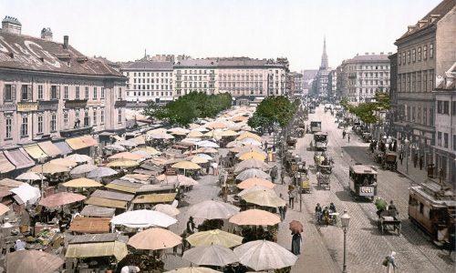 Naschamrkt 1900