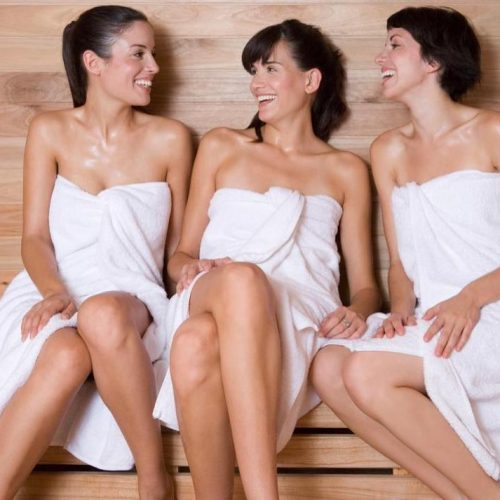 Private Sauna in prime Rooms Vienna
