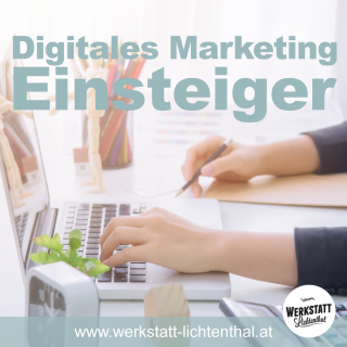 Digitales Marketing für Einsteiger Workshop