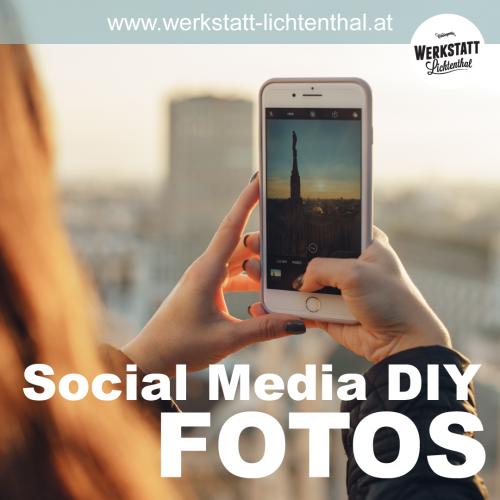 Social Media Fotos DIY Workshop