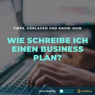 Wie schreibe ich einen Business Plan