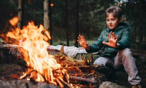 Kinderprogramm in der Natur