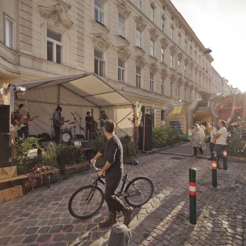 Free Grätzl Tour - Reindorfgassenfest Wien 2021 Spezial